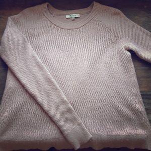 Province Cross-Back Sweater